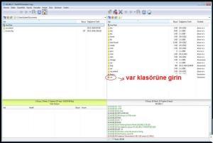 SAB Unix F+ Solo Cccam Yükleme